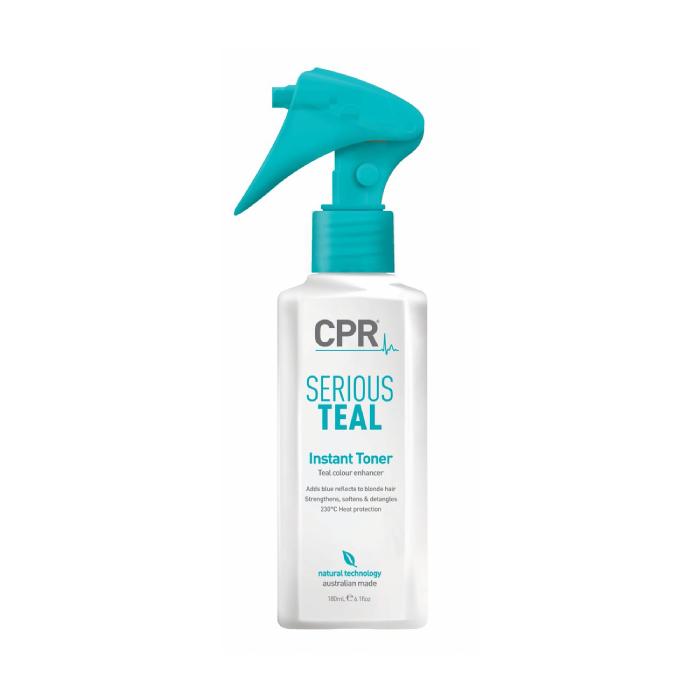 Vitafive CPR Serious Teal Instant Toner 180ml