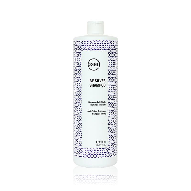 360 Be Silver Shampoo 1 Litre
