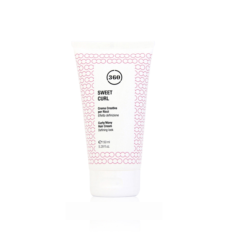 360 Sweet Curl Cream 150ml