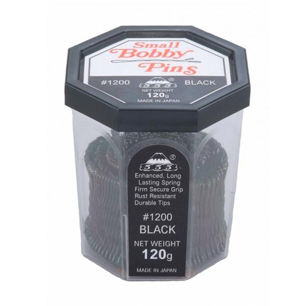555 Bobby Pins 1.5 inch Black 120g