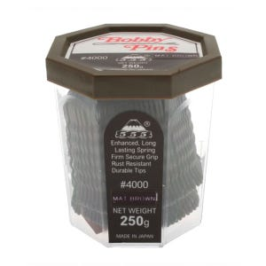 555 Bobby Pins 2 inch Matt Brown 250g