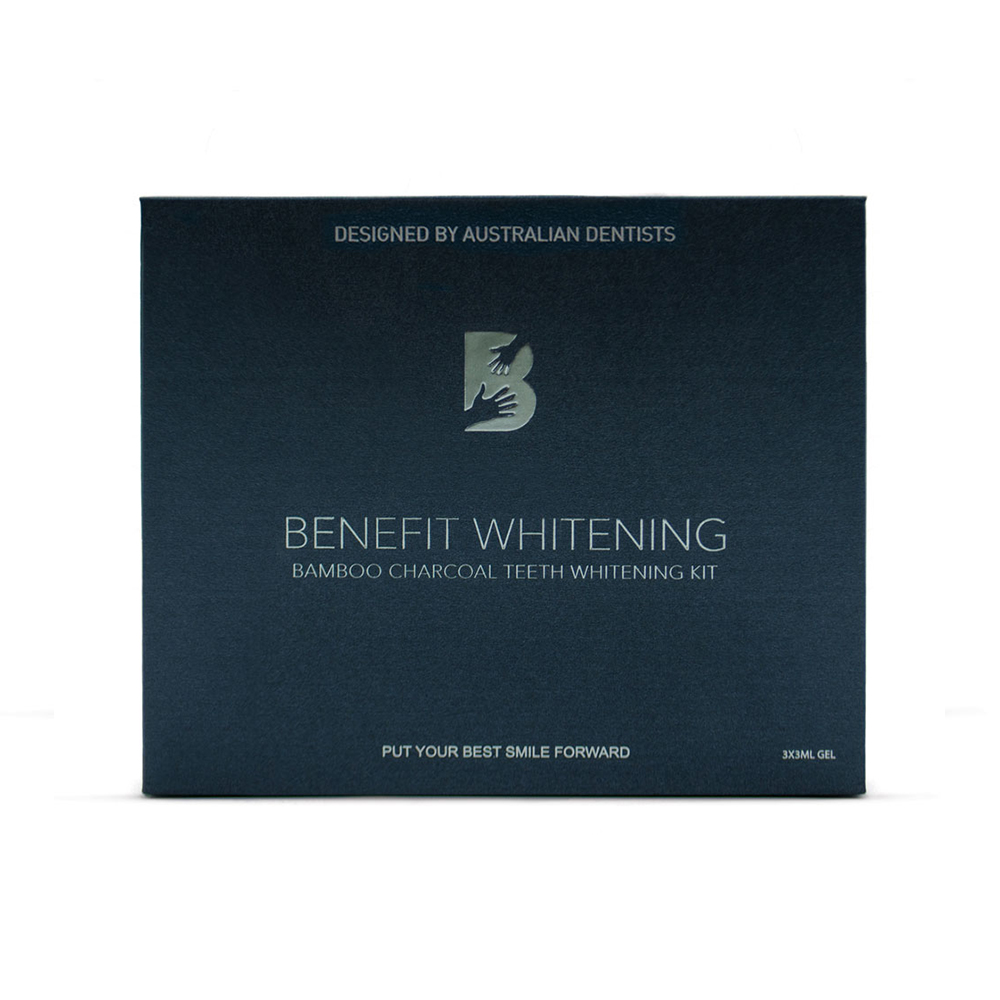 Benefit Whitening Bamboo Charcoal 7 LED Teeth Whitening Kit