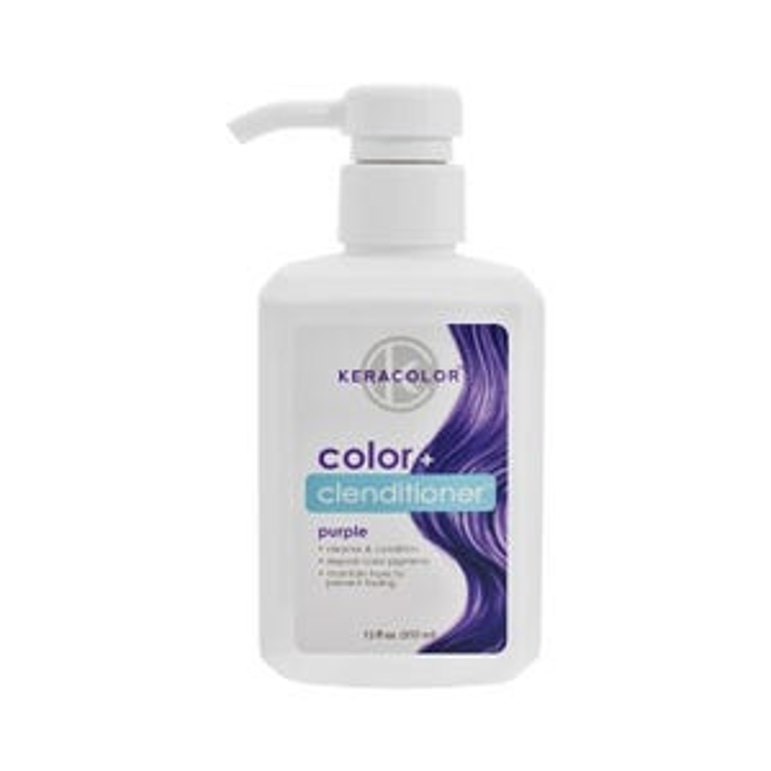 Keracolor Color Clenditioner Colour Shampoo Purple 355ml