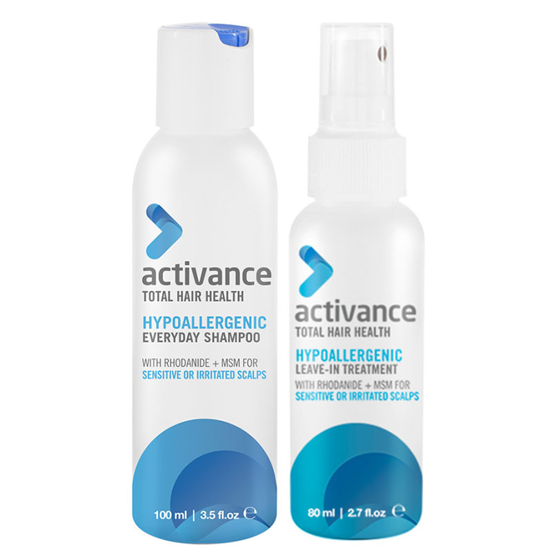Activance Hypoallergenic Travel Duo