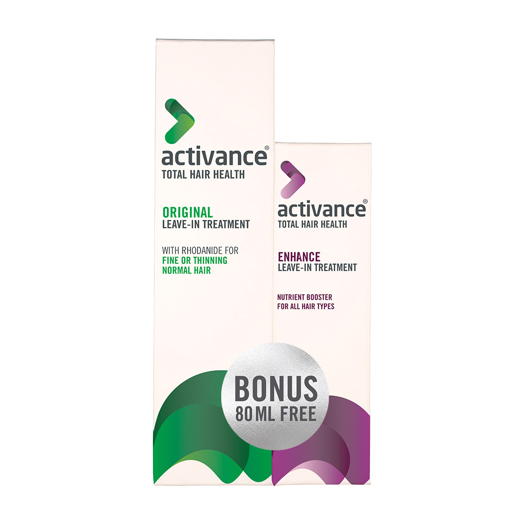 Activance Original Leave-in Treatment with Free Enhance Leave-In Treatment 80ml