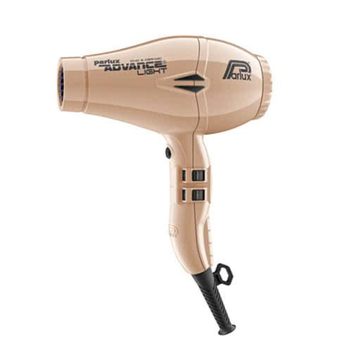 Parlux Advance Light Ceramic and Ionic Hair Dryer 2200W - Gold