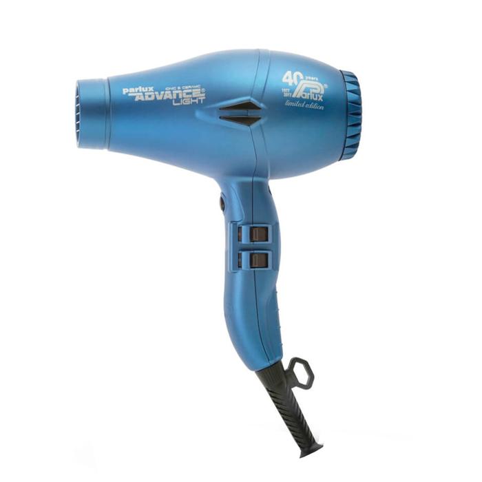 Parlux Advance Light Ceramic and Ionic Hair Dryer 2200W - Matt Blue