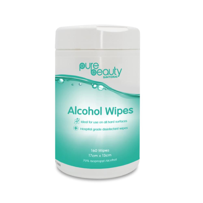 Pure Beauty Santorini Alcohol Wipes