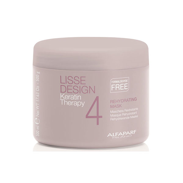 Alfaparf Lisse Design Keratin Therapy Rehydrating Mask 500g