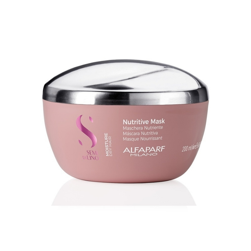 Alfaparf Semi Di Lino Nutritive Mask 200ml