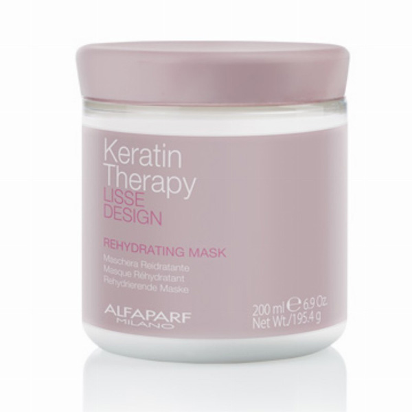 Alfaparf Lisse Design Keratin Therapy Rehydrating Mask 200ml