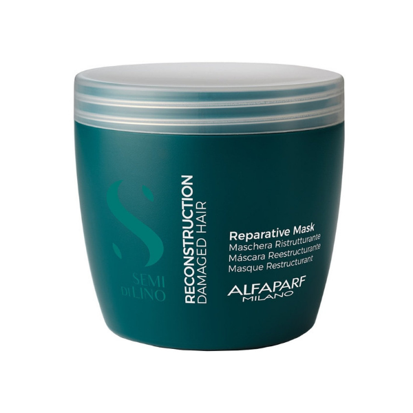Alfaparf Semi Di Lino Reconstruction Reparative Mask 500ml