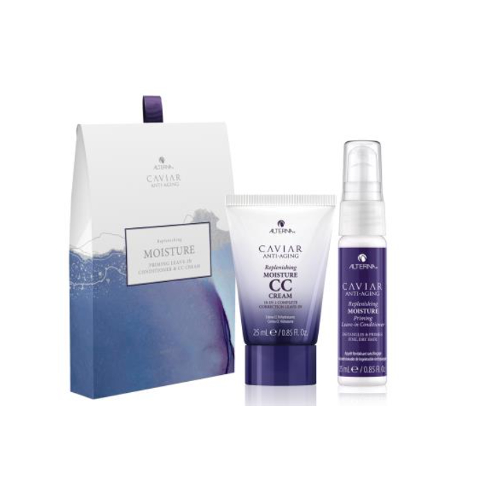 Alterna Caviar Replenishing Moisture Mini Duo