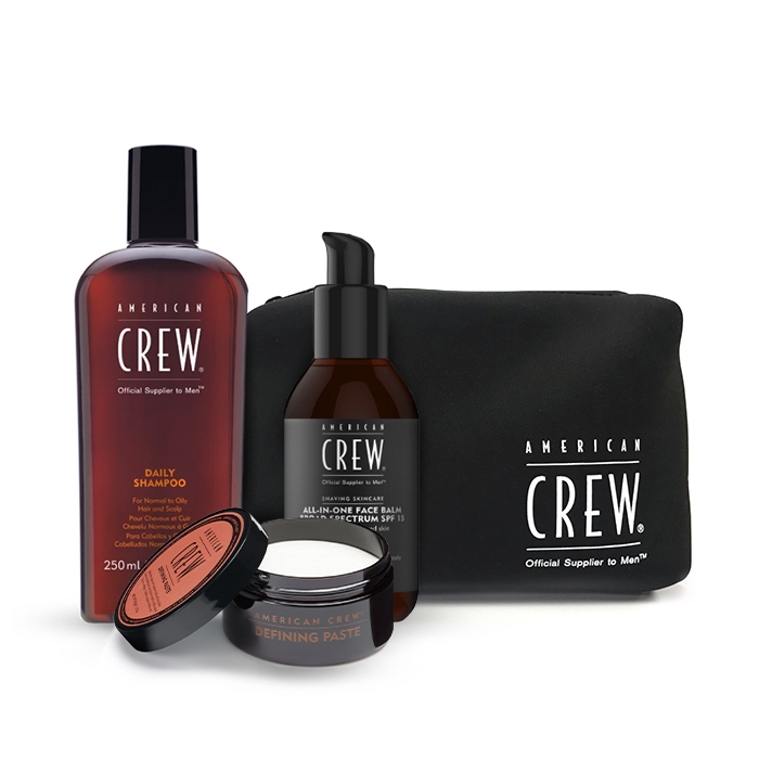 American Crew Style For The Road Defining Paste Pack