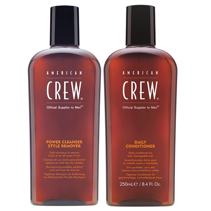 American Crew Daily Care Duo