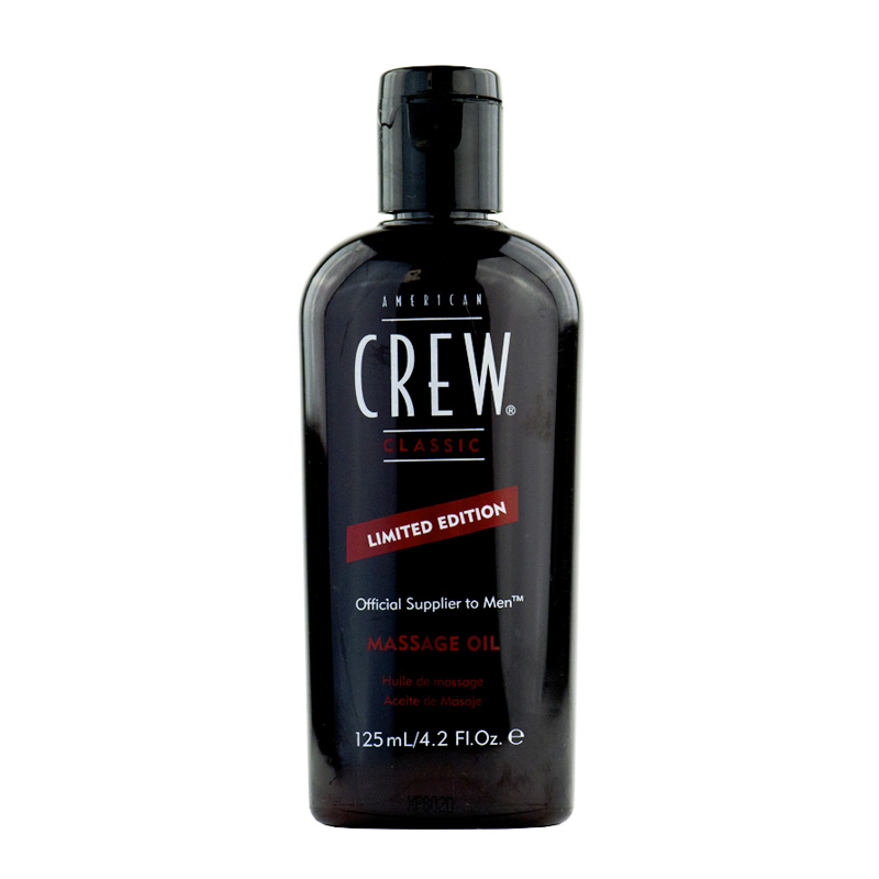 American Crew Massage Oil 125ml