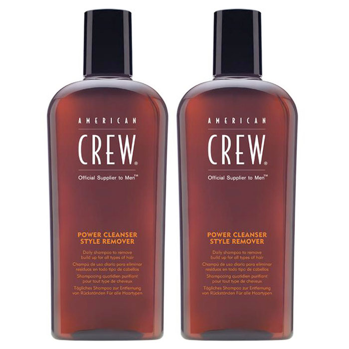 American Crew Power Cleanser Style Remover 250ml x 2