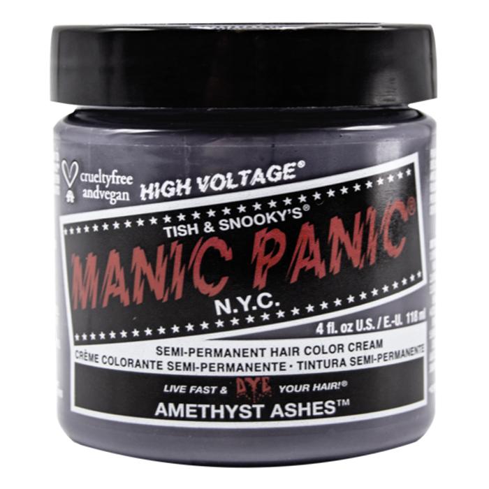 Manic Panic Hair Color Cream Amethyst Ashes 118ml