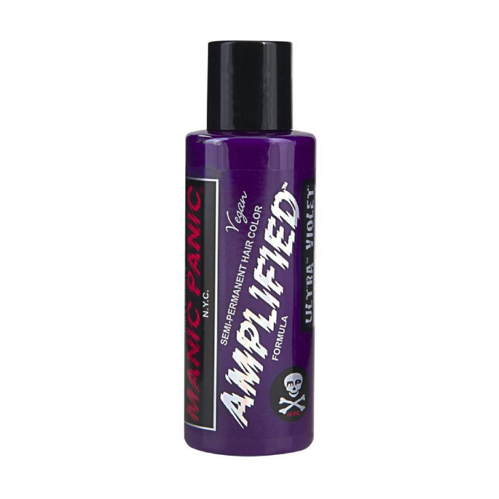Manic Panic Amplified Ultra Violet 118ml