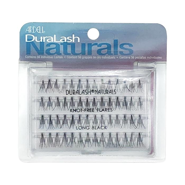 Ardell DuraLash Naturals Knot-Free Flares Long Black