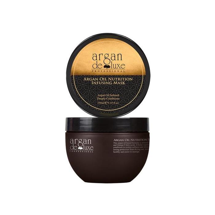 Argan Deluxe Oil Nutrition Infusing Mask 250mL