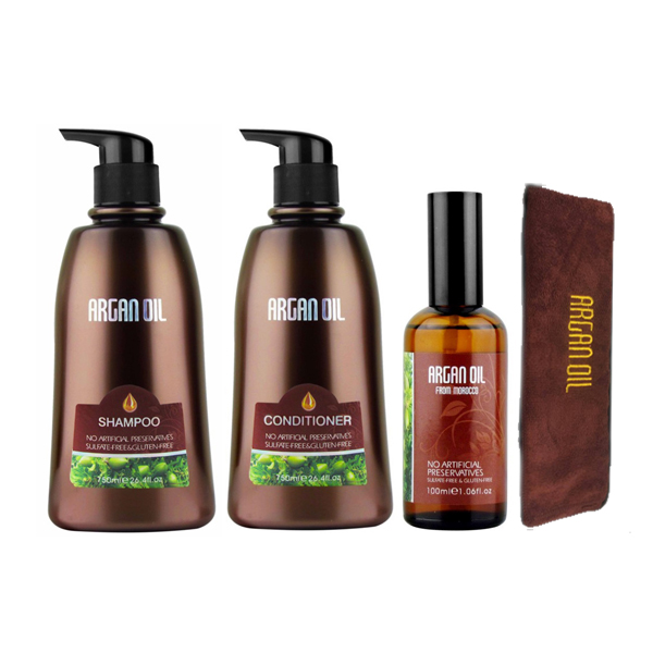Argan of Morocco Value Pack
