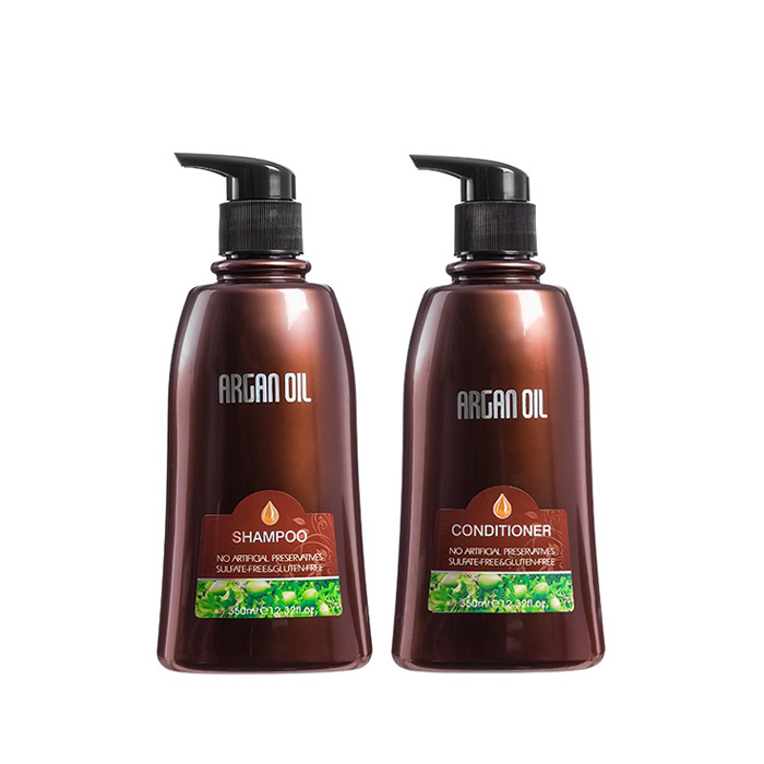 Argan of Morocco Shampoo & Conditioner 350ml Duo