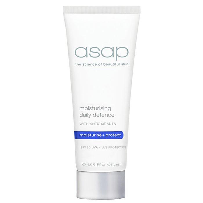 ASAP Moisturising Daily Defence Sunscreen SPF50 100ml