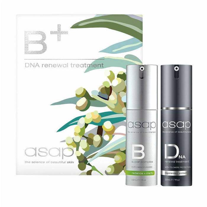 ASAP Serum Celebration Collection B DNA Renewal Treatment Pack