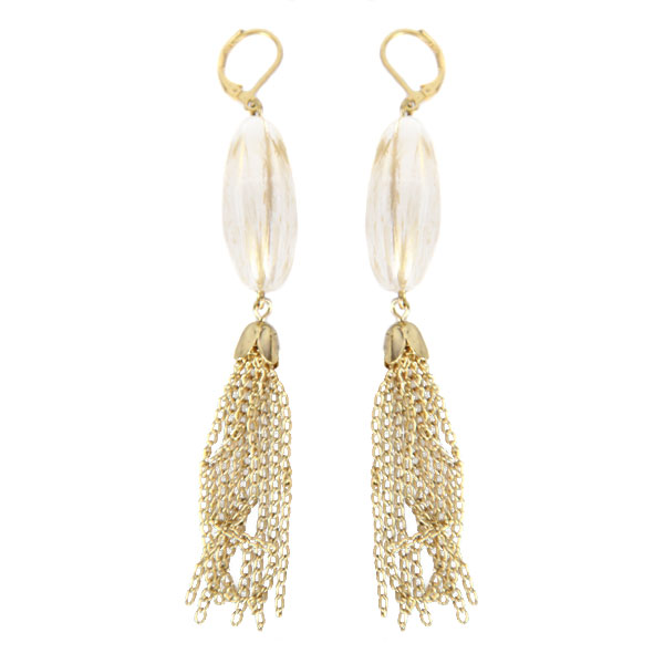 Atida Octopussy Earrings in Gold
