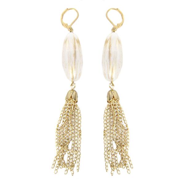 Atida Octopussy Earrings in Gold