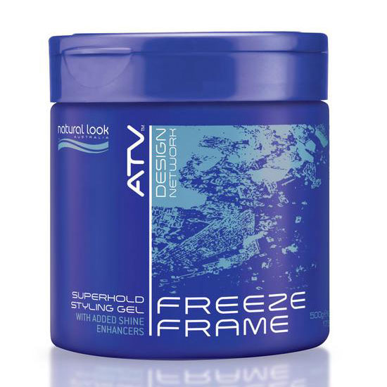 ATV Design Freeze Frame Styling Gel 500g