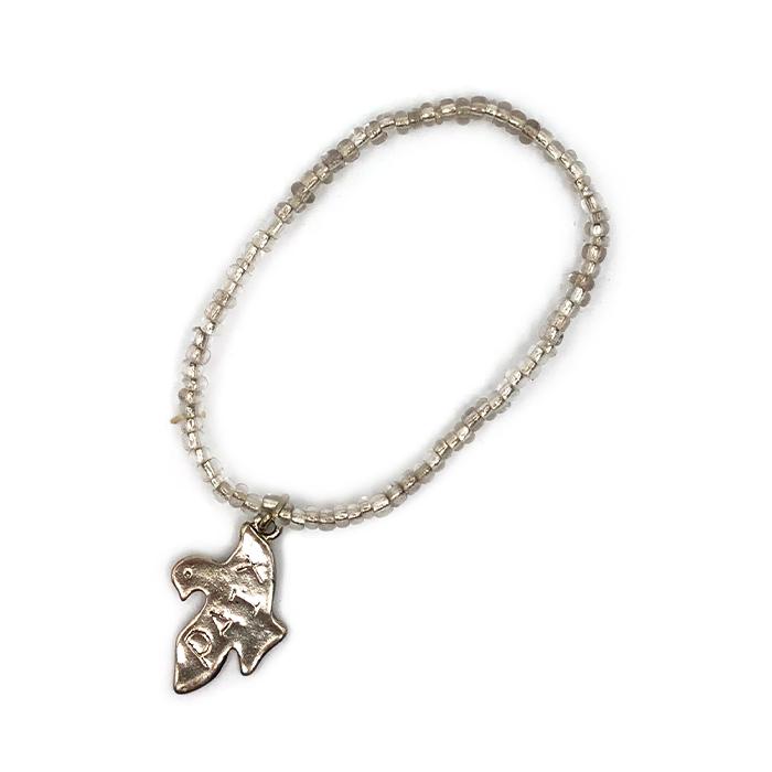 Atida Paix Dove Bracelet