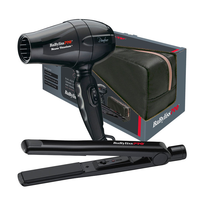 BaByliss Pro Travel In Style Pack