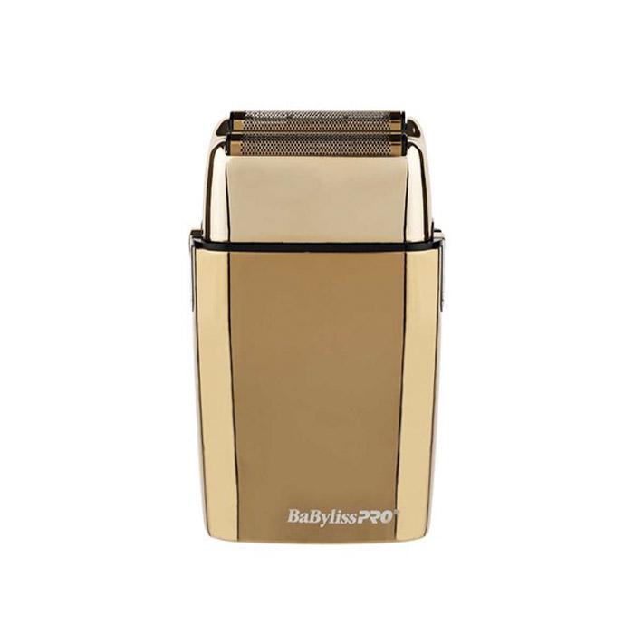 Babyliss Pro Double Foil Shaver FX02 - Gold
