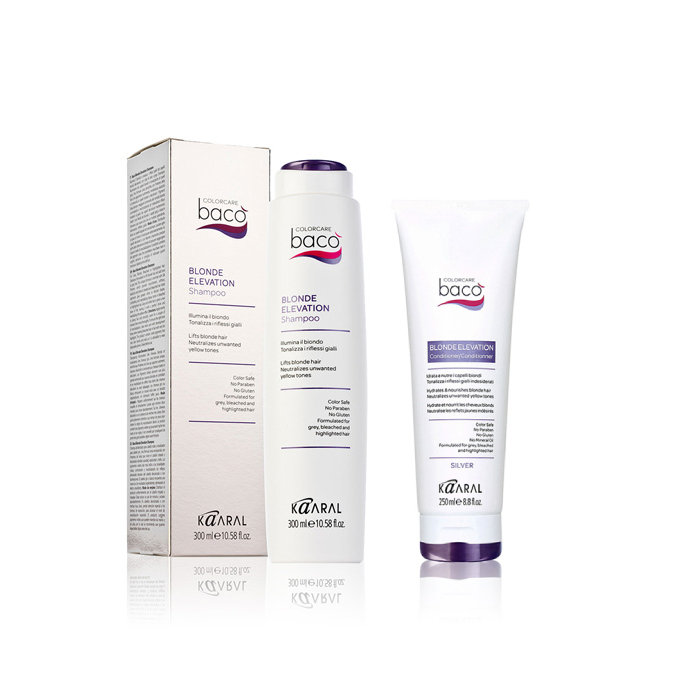 Baco Blonde Elevation Shampoo 300ml