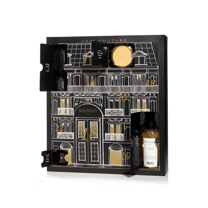 Balmain Paris Hair Couture Advent Gift Calender