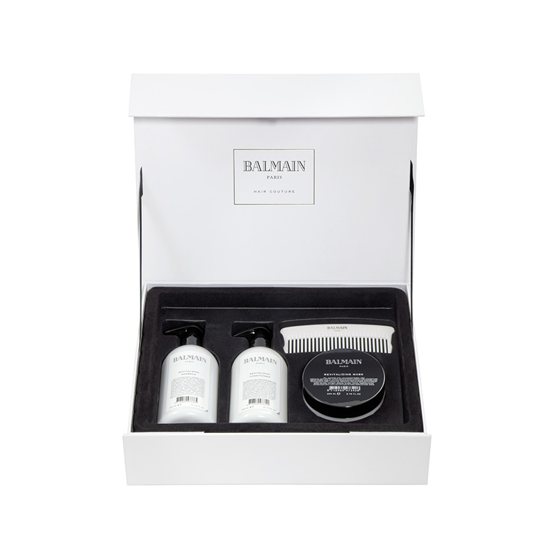 Balmain Paris Hair Couture Revitalizing Gift Set