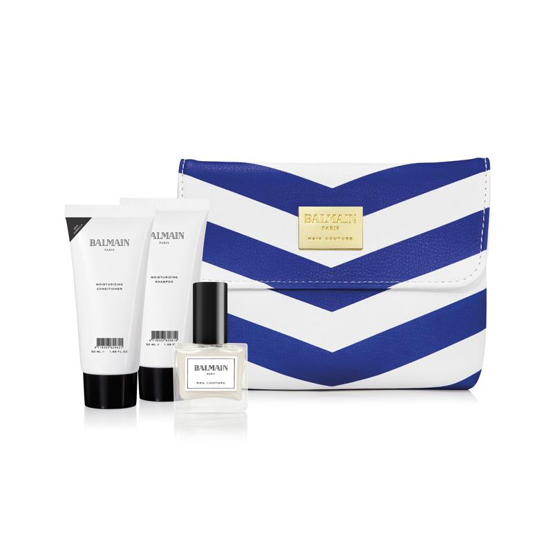 Balmain Paris Hair Couture Limited Edition SS18 Cosmetic Bag
