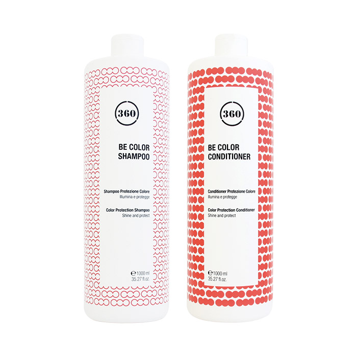 360 Be Colour 1 Litre Duo