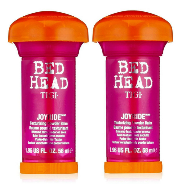 Bed Head Joyride Texturizing Powder Balm 58ml x 2