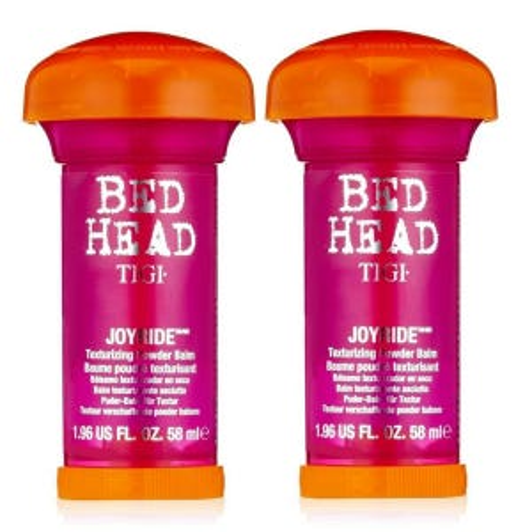 Bed Head Joyride Texturizing Powder Balm 58ml x 2