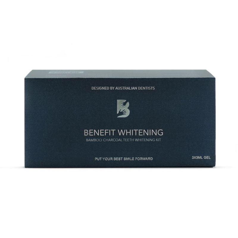 Benefit Whitening Bamboo Charcoal 5 LED Teeth Whitening Kit