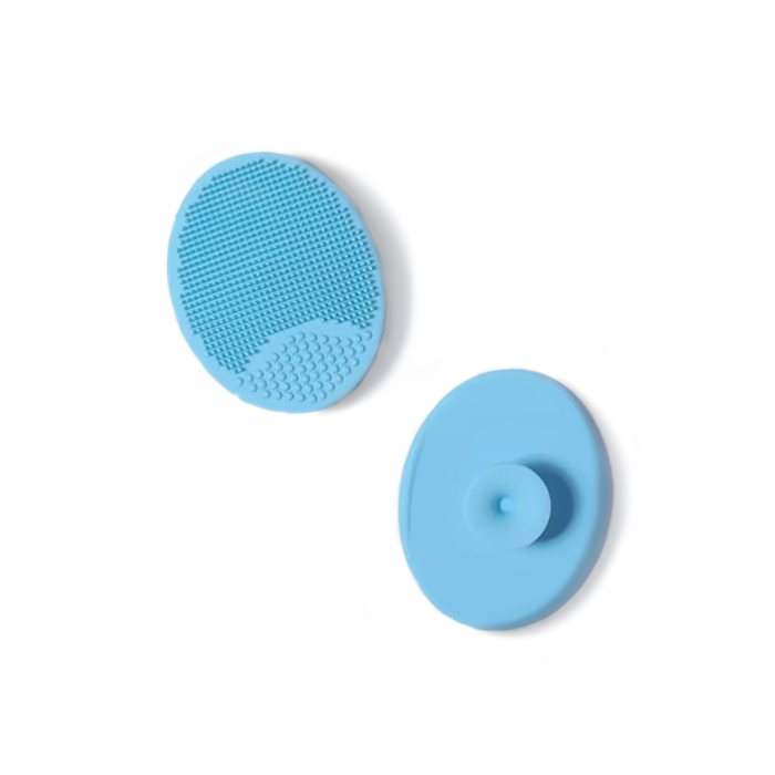 Catwalk Facial Cleansing Mitt Blue