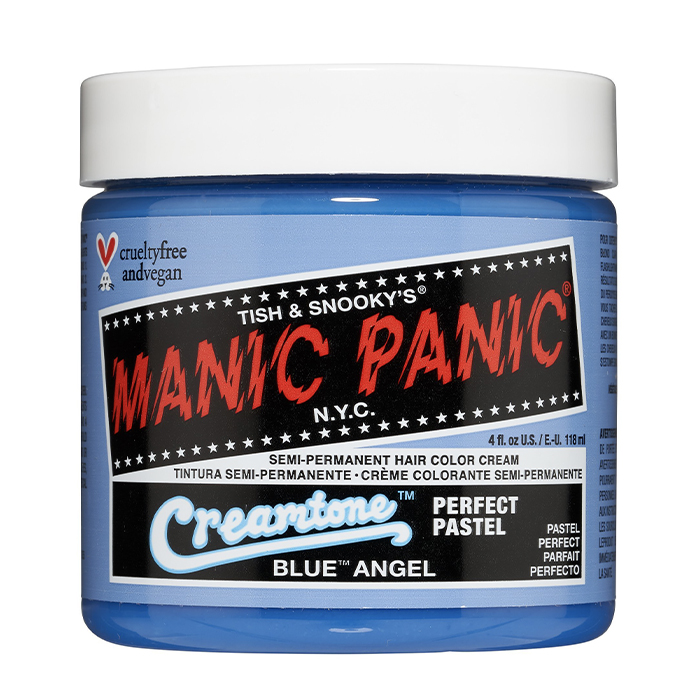 Manic Panic Blue Angel Creamtone Perfect Pastel 118ml