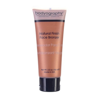 Bodyography Natural Finish Face Bronzer Natural Finish