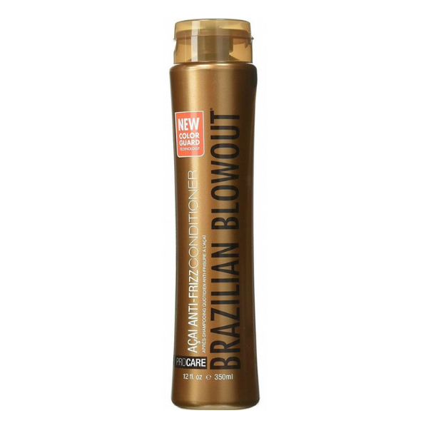 Brazilian Blowout Acai Anti-Frizz Conditioner 350ml