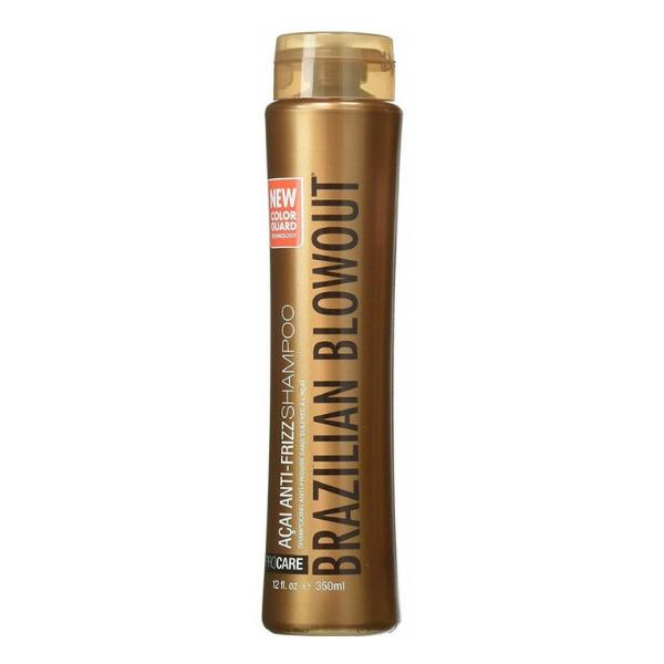Brazilian Blowout Acai Anti-Frizz Shampoo 350ml