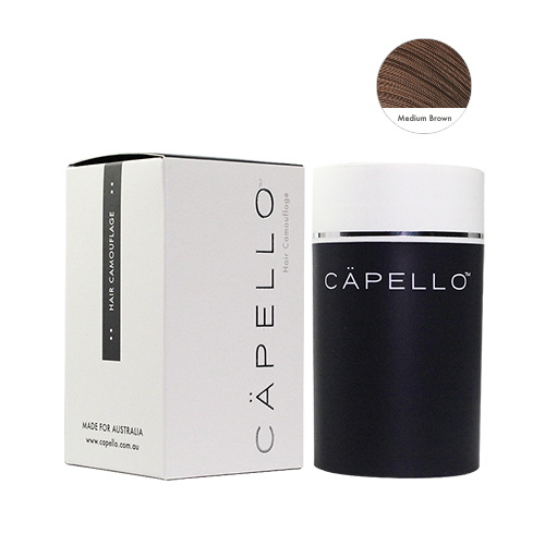 Capello Hair Camouflage Medium Brown 22g