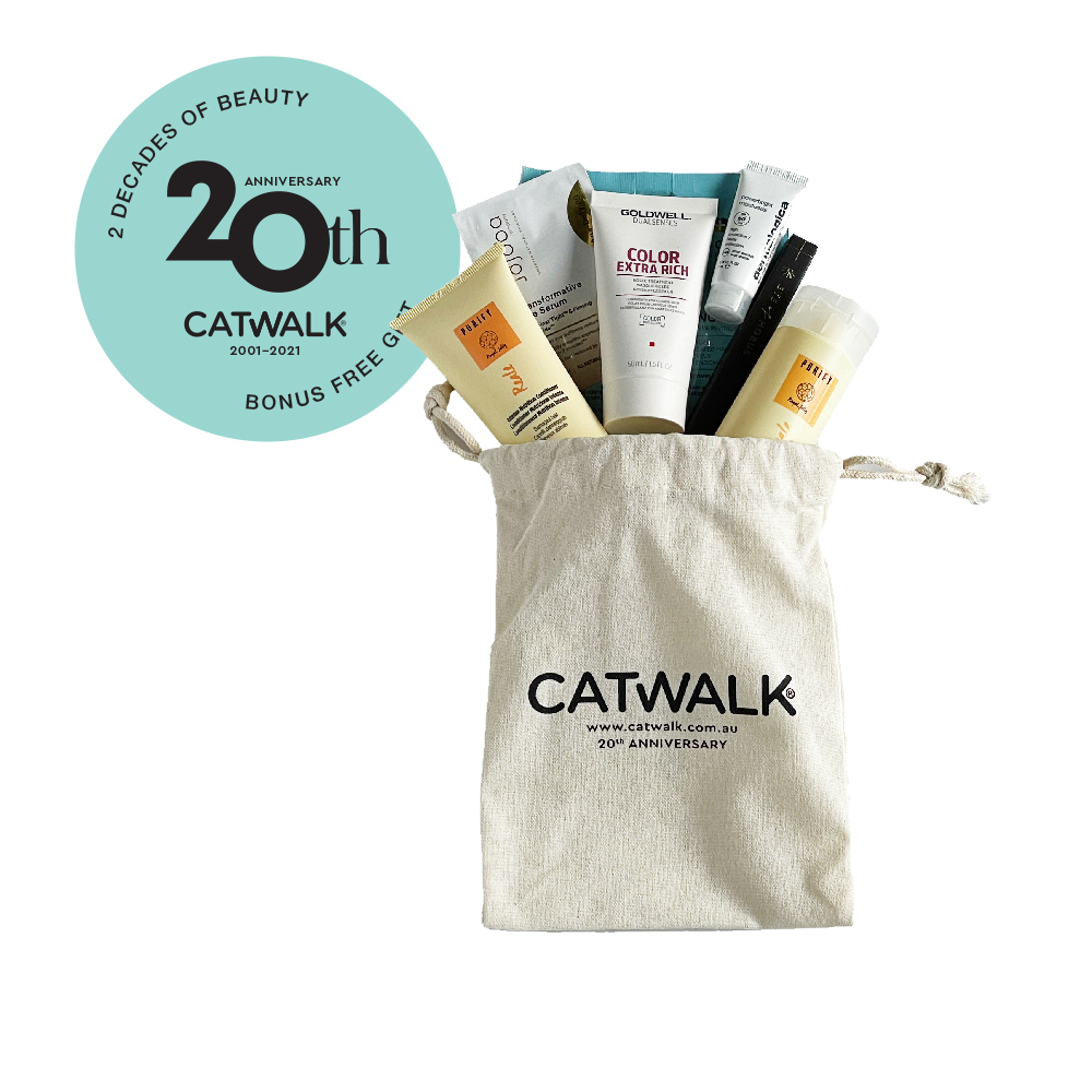 Catwalk 20th Birthday Exclusive Gift Bag